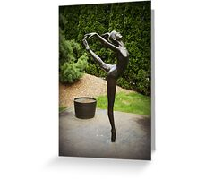 Oh Rapture - Oh Ballet Greeting Card