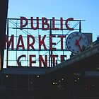 Afternoon @ Pikes Market by Jess Mo