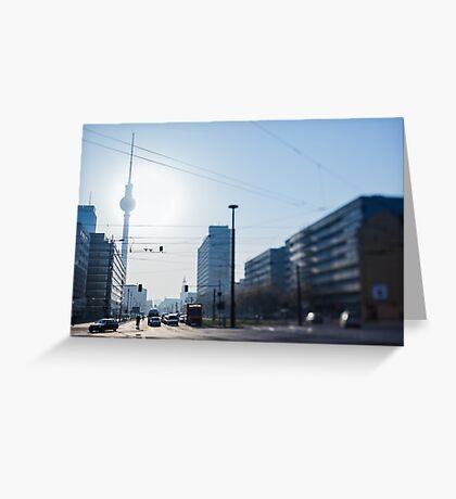 Berlin, Germany Greeting Card