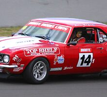 Big Chevy - GT racing at Bathurst by GeoffSporne