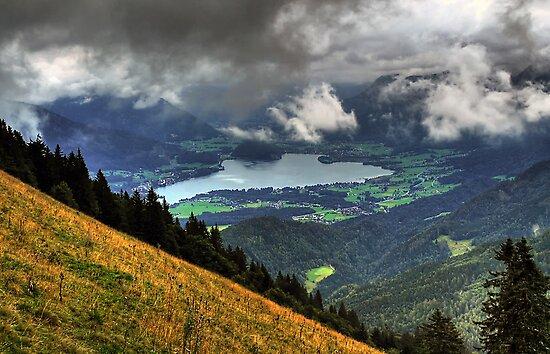 Wolfgangsee by Xandru