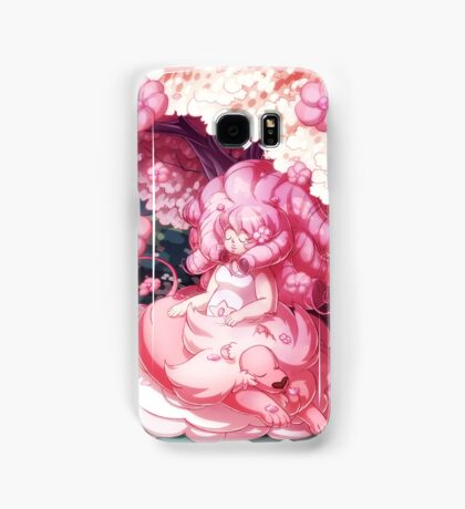 Rose and Lion Samsung Galaxy Case/Skin