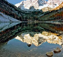Maroon Bells  by Ann J. Sagel