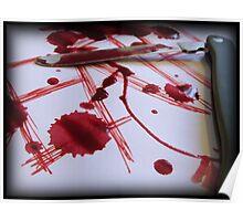 Bleeding Rubies... Poster