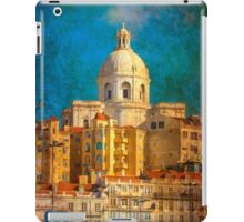 old lisbon. iPad Case/Skin