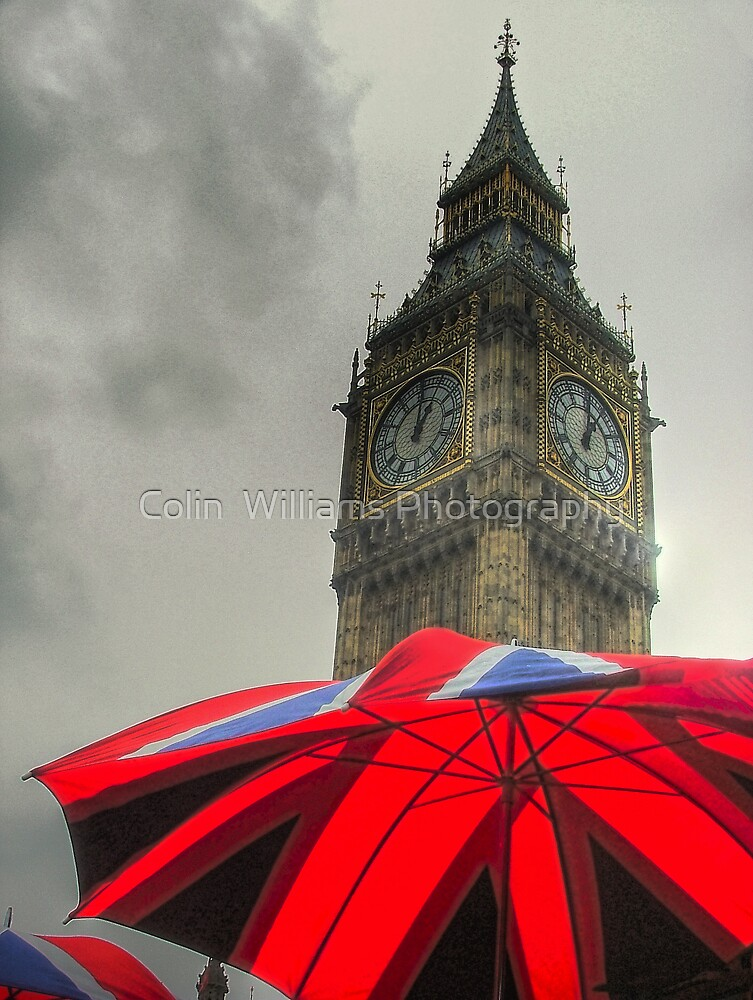 Raining Again !! - HDR by Colin  Williams Photography