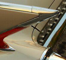 The art of the car: Cadillac 1960 El Dorado Biarritz Convertible by John Schneider