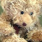 Teddy Is Watching by DottieDees