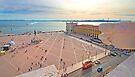 Praça do Comércio. vista do topo do Arco da Rua Augusta. by terezadelpilar ~ art & architecture