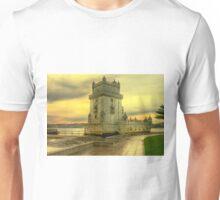 Torre de Belém.... Unisex T-Shirt