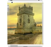 Torre de Belém.... iPad Case/Skin