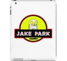 Jake Park iPad Case/Skin