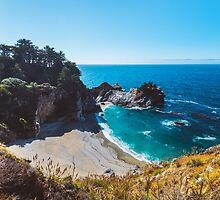 McWay Falls in California, Big Sur by Giorgio Fochesato