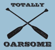 Totally Oarsome Kids Tee