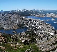 Desolation Wilderness by Portia Soderberg