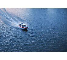 Three Rivers Rescue Photographic Print