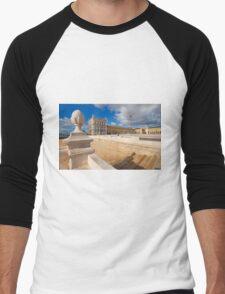 Terreiro do paço I Men's Baseball ¾ T-Shirt