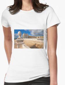 Terreiro do paço I Womens Fitted T-Shirt