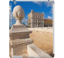 Terreiro do paço I iPad Case/Skin