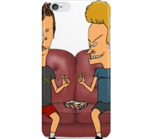 BEAVIS AND BUTTHEAD iPhone Case/Skin