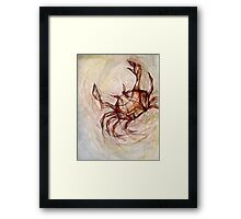 The Crab (Cancer) Framed Print