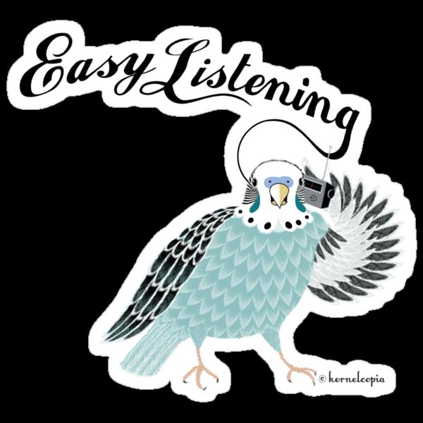 Easy Listening by Sonia Kretschmar
