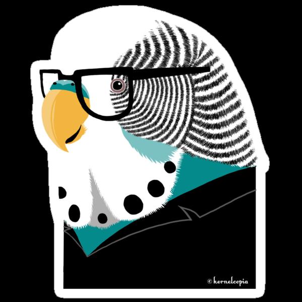 Bird Brain by kernelcopia