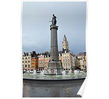 Lille, France Poster