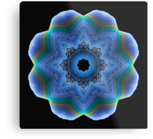 Blueness Metal Print