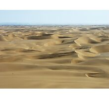 Namibia dunes Photographic Print