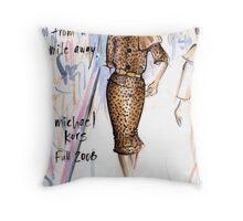 Be Spotted! Throw Pillow