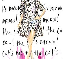 The Cat's Meow! by jenniferlilya
