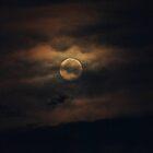 Misty Moon by FrankZ