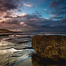 Saltburn rock pools by Phillip Dove