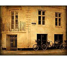 Copenhagen - The Esplanade Photographic Print