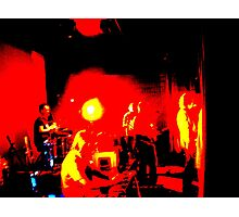 The Ghosts of Rock and Roll 2 Photographic Print