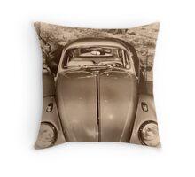Vintage Car 13 Throw Pillow