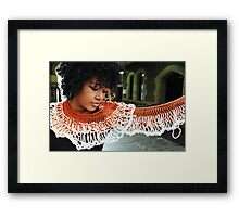 Creative Fashion Framed Print