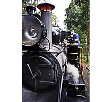 Puffing Billy Photographic Print