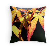 Bright Fall Throw Pillow