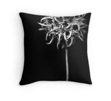 sweet/spikes Throw Pillow