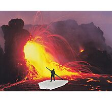 Global Warming Photographic Print