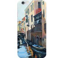 Venetian Waterway iPhone Case/Skin