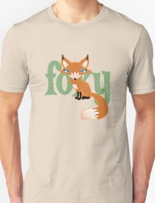 Foxy Red T-Shirt