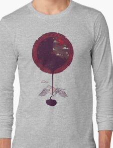 Night Falling Long Sleeve T-Shirt