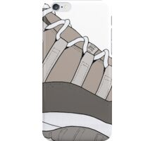 "Air Jordan XI (11) ""Cool Grey"" iPhone Case/Skin"