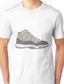 "Air Jordan XI (11) ""Cool Grey"" Unisex T-Shirt"