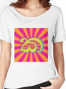 Psychedelic Ka Women's Relaxed Fit T-Shirt