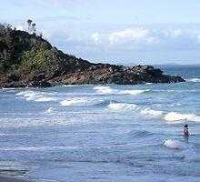 Flynns Beach by ScottyL