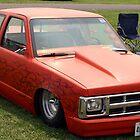 Chevy S10 Lowrider by Matthew Hutzell
